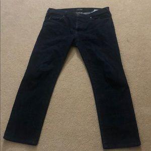 Armani Dark Wash Jeans
